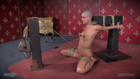 Abigail Dupree - Slave Share (2016)