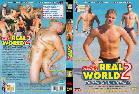 Blades Real World Pt 2 - The Men of South Beach