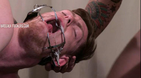 Mark - Strapped down, wazoo thrashed, caned