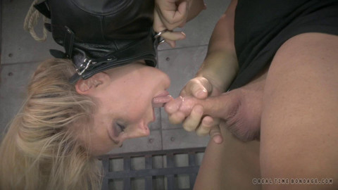 RTB - Angel orgasmblasted on sybian and does inverted deepthroat! - Oct 14, 2014