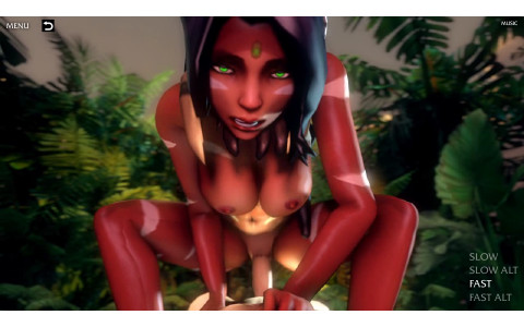 Nidalee - Queen Of The Jungle (2015)