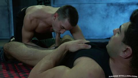 Raging Stallion - Its Coming - Jack Hunter, Damien Stone
