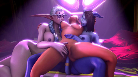Best Animated Porn Compilation - World of Warcraft Edition 1080p