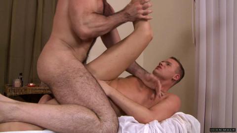 Gay Massage House vol. 2 Part 2 (Billy Santoro, Brandon Wilde)