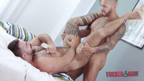 Fuckermate - Fuck Me Rough - Viktor Rom and Teddy Tores