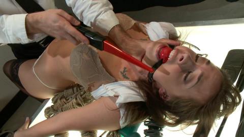 Chanel Preston Bound Up And Banged