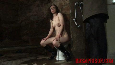 Nadja Endures Daily BDSM Punishment Humilation with Deepthroat BJ (2015)