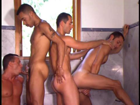 Hot Orgies At Caribbean Island