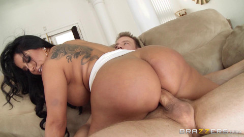 One Girlfriend Had Trained Busty Lady To Anal