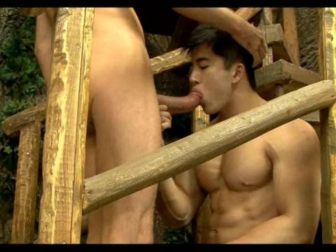 UK Naked Men - Cum Another Day - Paulo Bertoli fucks Julian Kiano