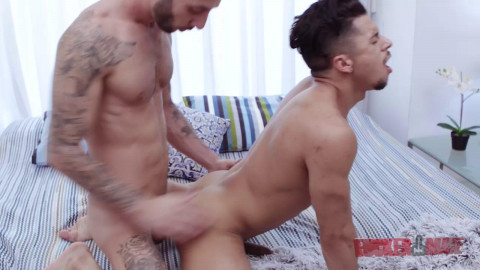 Alejandro Torres and Armond Rizzo