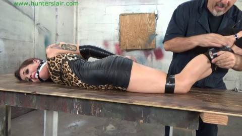 HunterSlair - Raquel Roper - Taped up tart