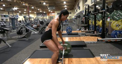 Tina Nguyen - Olympian