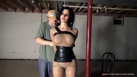 Bondage, encasement and castigation for sexy doxy part 1 HD 1080p
