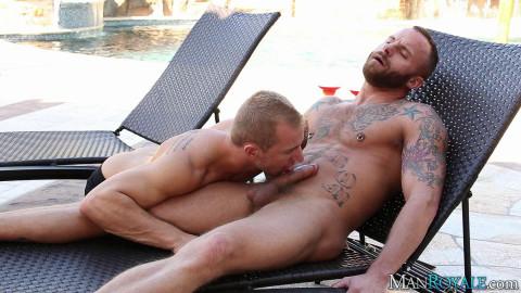 Poolside Pumping (Randall OReilly & Derek Parker)
