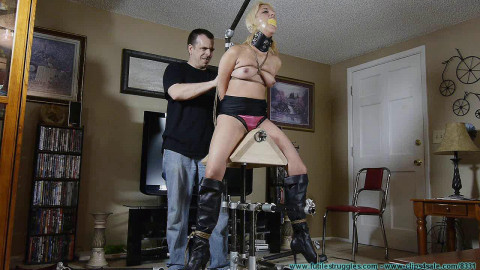 Bitchy Wife Briella Wants To Be Put on a Pedestal But Ends Up on Her Knees 2 part