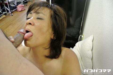 Japanese Mature woman after 27 years of marriage cheated husband