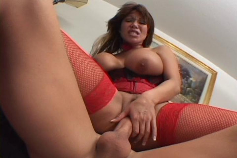 Quick, think of an Asian whore with huge tits....