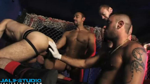 Colon, Macanao Torres, Tom Louis and Rafa Madrid