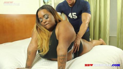 America Staxx - Big Butt Training