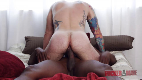 FuckerMate - Titan and Rogue Status - Black Hot Wellcum