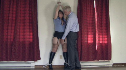 Elizabeth Andrews - Humiliated, Bound, and Made to Orgasm Part 1