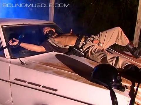 Officer Ball Tug Still Struggles