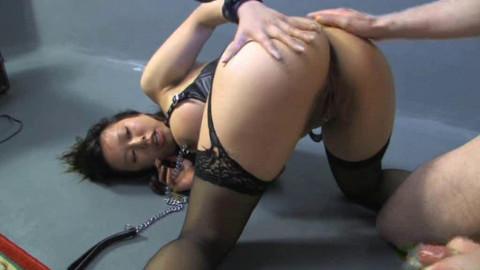 Bukkake Serf THREE - Slaveslut SOLD for SEX