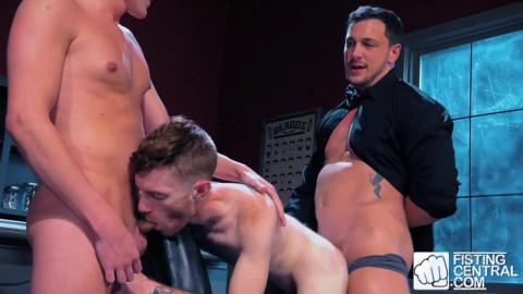 Big spanking