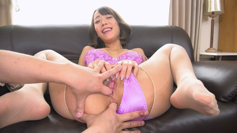 Nana Nanase - Anal Mad Woman Called The Goddess Of The Ass Hole