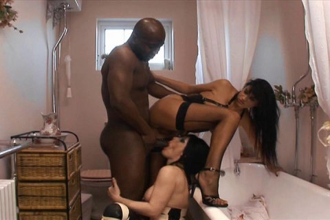 My first black monster cock vol2