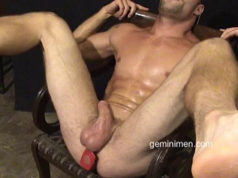 Gemini Men - Mike Butt Plug JO