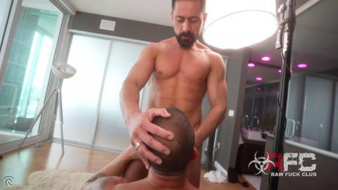 RawFuckClub - Cristian Sam dominates Damien Crosse
