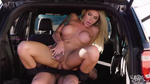 Aubrey Kate Sex Utility Vehicle (2018)