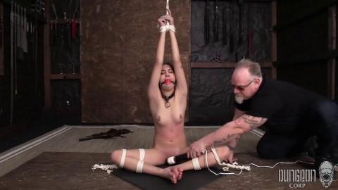 Losing Control Of Her Pleasure