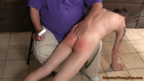Ray Back Over Richs Knee