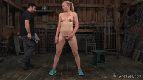 Stay Fit Or Get Hit Tracey Sweet - BDSM, Humiliation, Torture