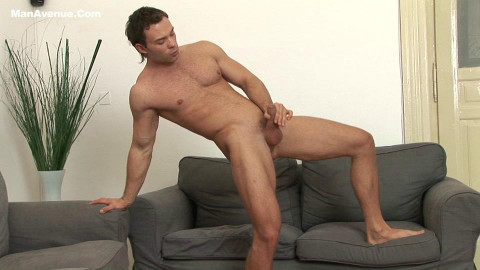 Hot and Naked Euro Stud