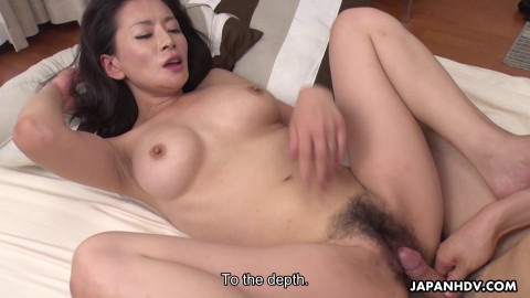 Rei Kitajima is fucked so much by her young neighbour FullHD 1080p