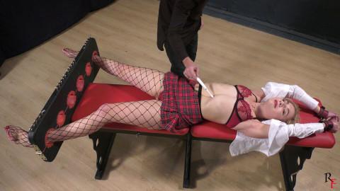 HD Power play Sex Vids Carnal upperbody tickling on the bench