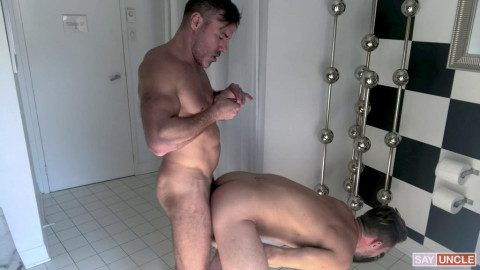 Manuel Skye copulates Dales anal opening 576p