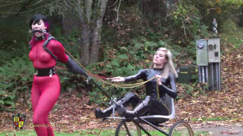 Houseofgord - Quinns Obedient Pony Girl - Part IV  HD 2015