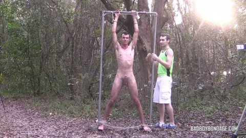 Captive Jacked In The Woods
