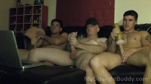 My Straight Buddy - Naked Party Part 2