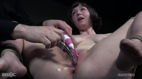 Bondage Slut Ella Raine Punished Hard