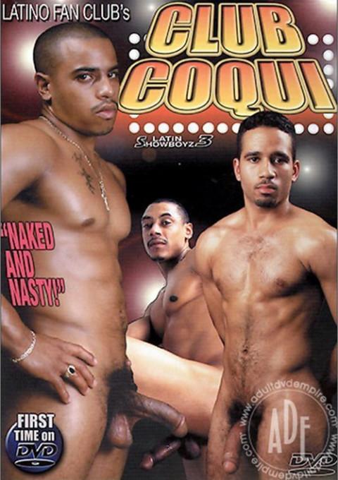 Club Coqui - Latin Showboyz Vol. 3