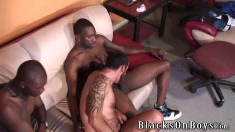 White homosexual guys Like BBC vol. 213