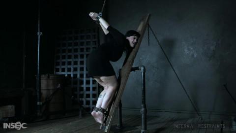 Busty Slave Gets Corrected Bondage & Tortures