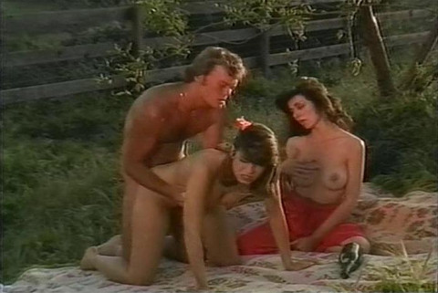 The Return Of Teenage Christy Canyon (1985) - Nicole West, Peter North