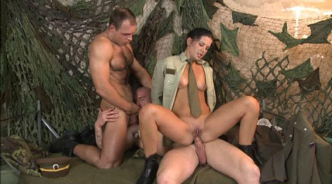 Private Media – Bisexual Army (2010)